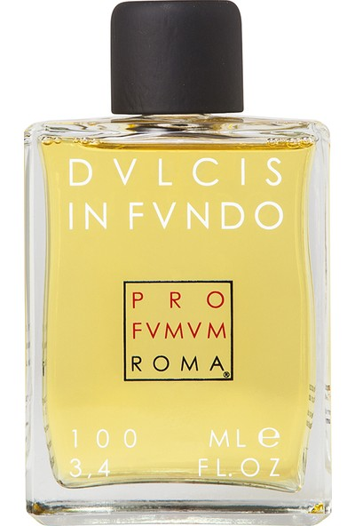 Profumum Roma Dulcıs In Fundo Edp 100ml Parfüm