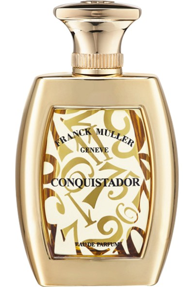 Franck Muller Conquıstador Parfüm 75 ml Edp