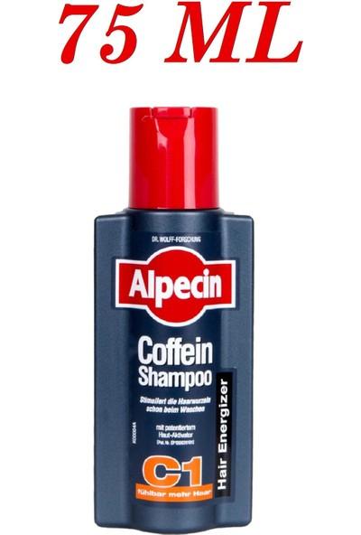 Alpecin Coffein Dökülme Karşıtı Kafein Şampuan C1, 75 ml