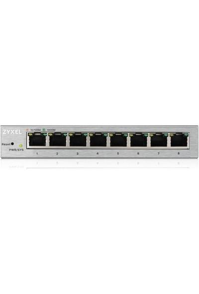 Zyxel GS1200-8 8Port Gigabit Switch