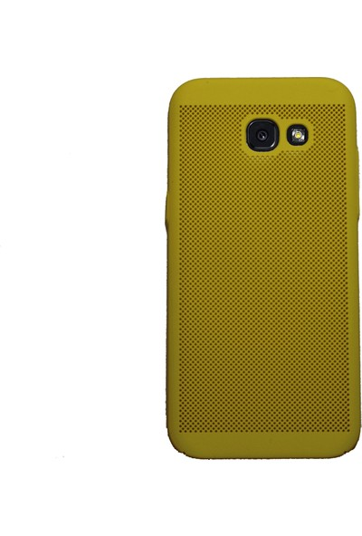 Markaavm Samsung Galaxy A5 2017 Fileli Rubber Kılıf
