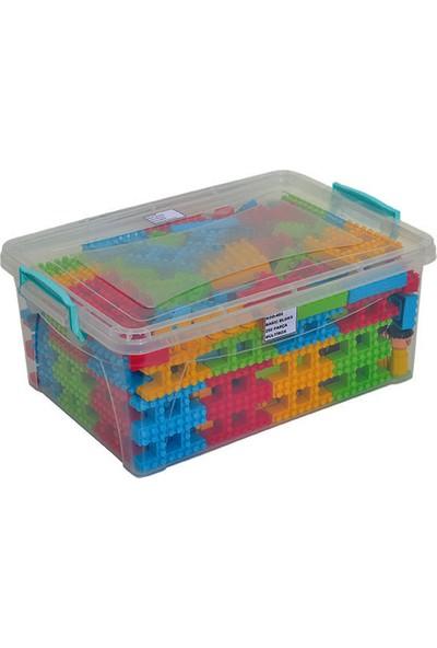Gözdem Oyuncak Bloks 250 Parça Multibox