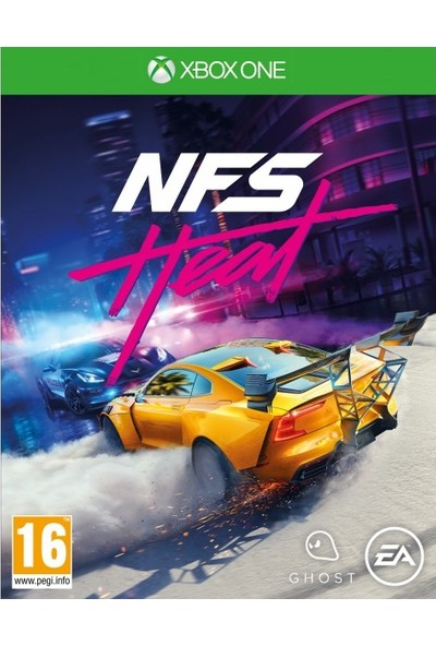 Need For Speed Heat Xbox One Oyun