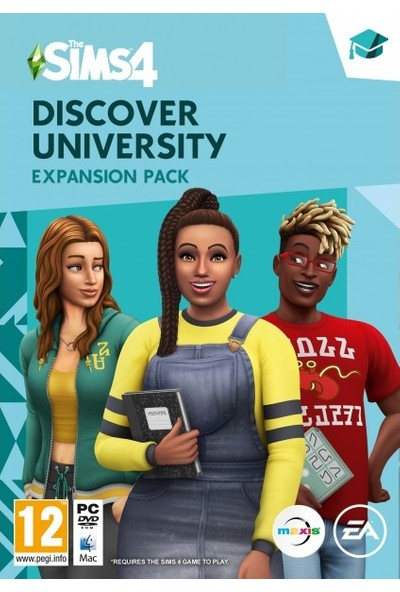 The Sims 4 Discover University PC Oyun