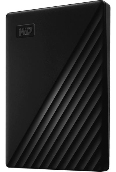 """WD My Passport 2TB 2.5"""" USB 3.0 Taşınabilir Disk WDBYVG0020BBK"""