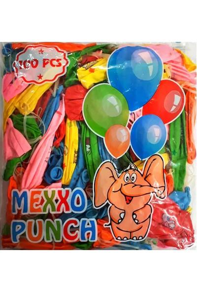 Mexo Punch Ipli Balon 100 Adet