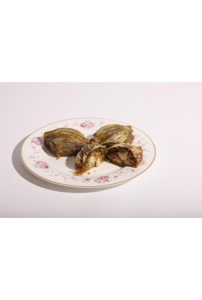 Hüseyinoğlu Baklava-Börek Antep Fıstıklı Midye Baklava Küçük Tepsi 2 kg