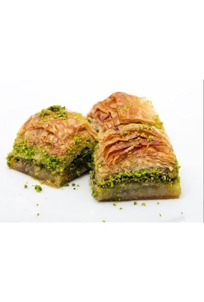 Hüseyinoğlu Baklava-Börek Antep Fıstıklı Klasik Baklava 1 kg