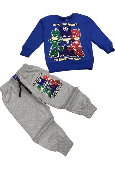 Pijamaskeliler Mevsimlik Unisex Çocuk Eşofman Takımı
