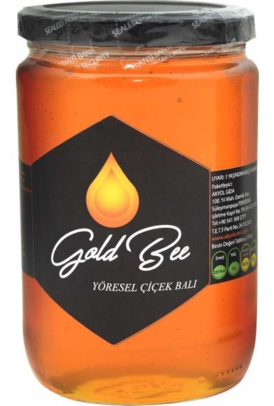 Gold Bee Ham Çiçek Balı 800 gr
