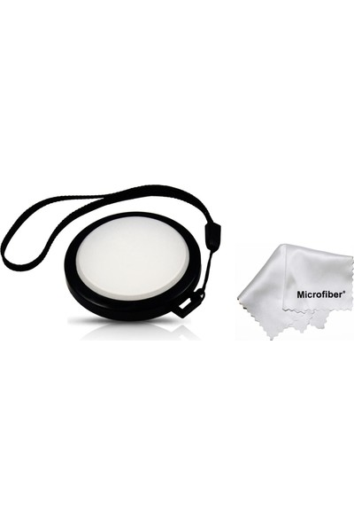 Mennon 58Mm Beyaz Ayar Kapağı White Balance Cap Filtre