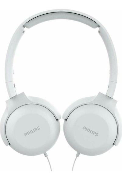 Philips TAUH201WT Kablolu Kulak Üstü Kulaklık - Beyaz