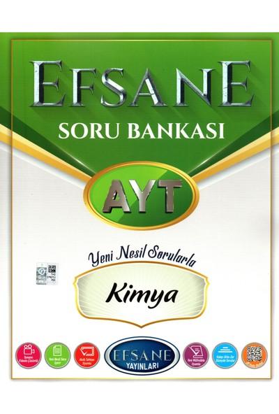 Efsane Yayınları AYT Kimya Soru Bankası