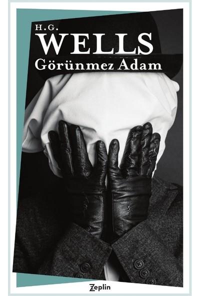 Görünmez Adam - H.G. Wells