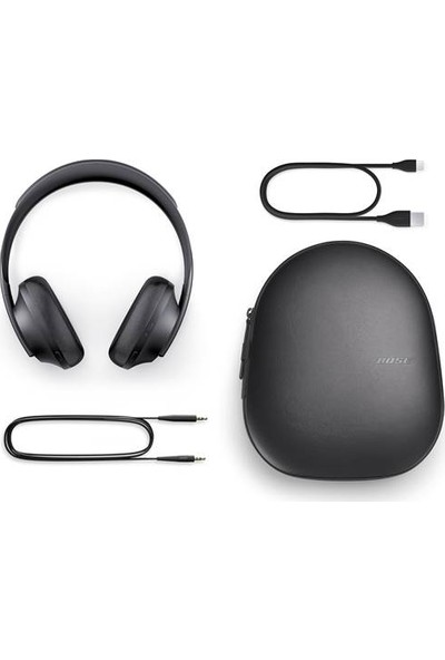 Bose NC-700 - Kulaküstü Kablosuz Kulaklık - Siyah