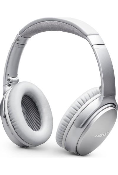 Bose QuietComfort - 35II Kablosuz Kulaküstü Kulaklık - Gümüş