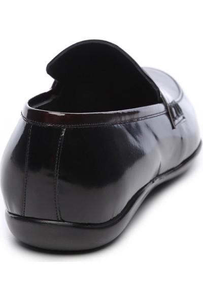 Kemal Tanca Erkek Deri Loafer Ayakkabı 183 13807 Hta Erk Ayk Y19