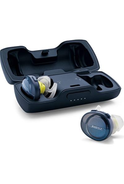 Bose SoundSport Free Kulakiçi Kablosuz Kulaklık - Mavi