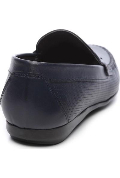 Kemal Tanca Erkek Deri Casual Ayakkabı 424 G0112 Hta Erk Ayk