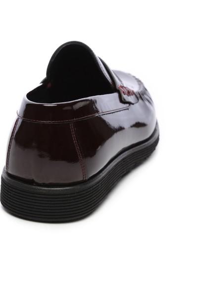 Kemal Tanca Erkek Deri Casual Ayakkabı 424 G0116 Ev Erk Ayk