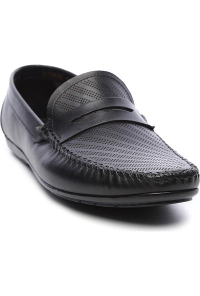 Kemal Tanca Erkek Deri Loafer Ayakkabı 682 18-996 Erk Ayk Y19