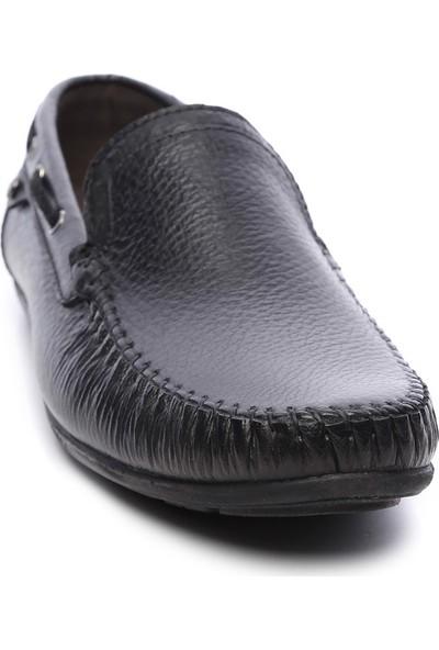 Kemal Tanca Erkek Deri Rok Ayakkabı 683 2002 Erk Ayk Y19