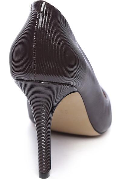 Kemal Tanca Kadın Vegan Stiletto Ayakkabı 22 278 Bn Ayk