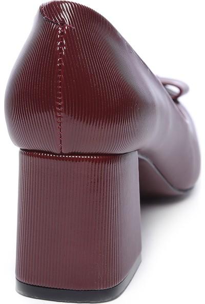 Kemal Tanca Kadın Vegan Topuklu & Stiletto Ayakkabı 22 619 Bn Ayk