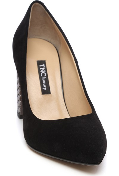 Kemal Tanca Kadın Vegan Stiletto Ayakkabı 22 6220 Bn Ayk Y19