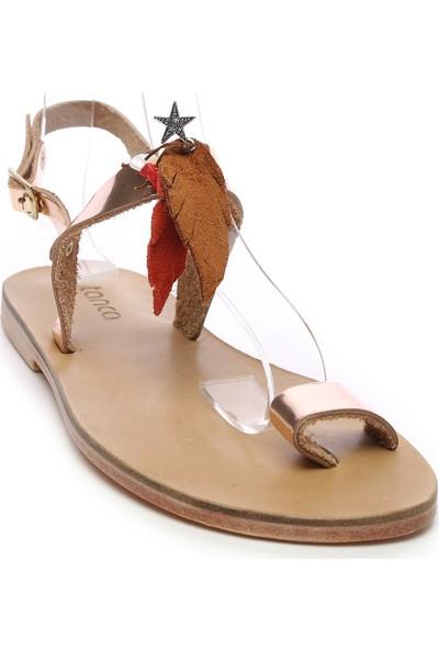 Kemal Tanca Kadın Sandalet Sandalet 607 Kb35 Bn Sndlt