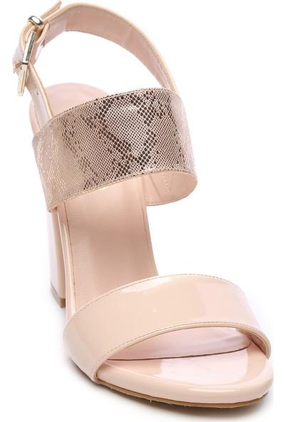 Kemal Tanca Kadın Ayakkabı 652 7001-1 Bn Ayk