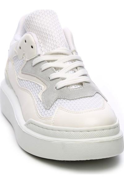 Kemal Tanca Kadın Vegan Sneakers & Spor Sneakers & Spor 758 Z 4696 Bn Ayk Sk19-20