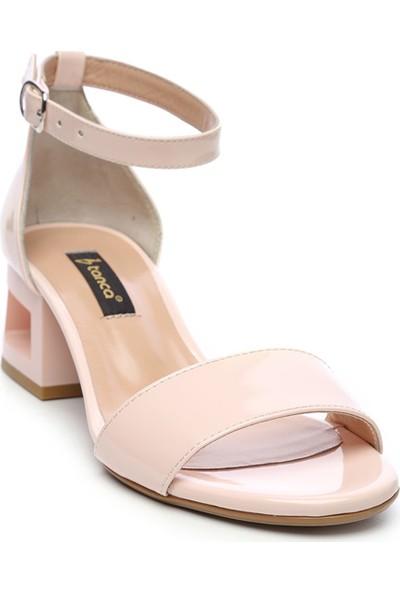 Kemal Tanca Kadın Vegan Topuklu Ayakkabı 51 2029 Bn Ayk Y19