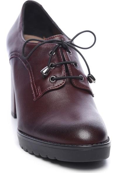 Kemal Tanca Kadın Klasik Ayakkabı 248 29102 Bn Ayk