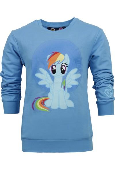 Fenerium Pony Mavi Kanat Sweat