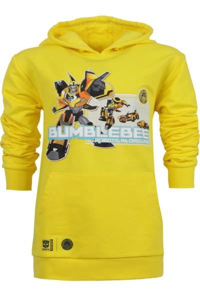 Fenerium Transformers Çocuk Sarı Sweat