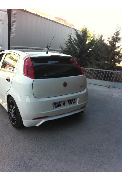 BTG Fiat Punto Evo Spoiler (Fiber)