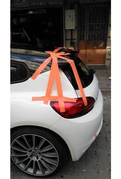 BTG Volkswagen Scirocco R Fiber Boyalı Cup Spoiler