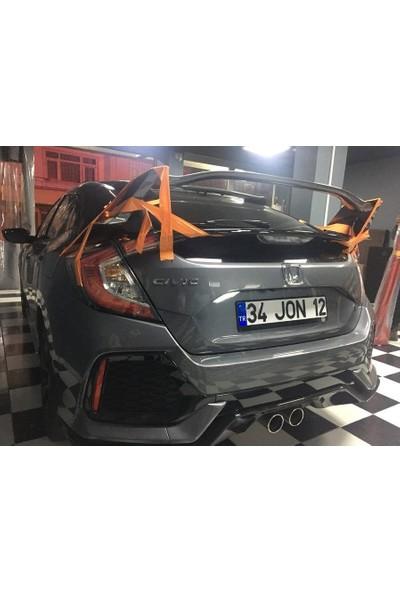 BTG Honda Civic Fc5 Yüksek T Spoiler