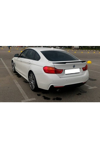 BTG Bmw Grand Coupe F36 Spoiler (Fiber)