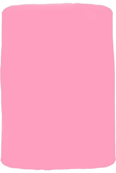 Linens Pink Mix And Match Düz Çarşaf Tek Kişilik