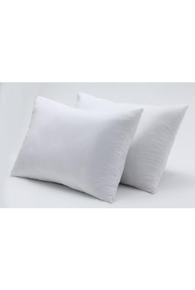 Taç Boncuk Elyaf Yastık 50X70 Cm