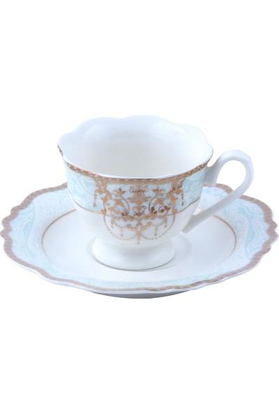 Pierre Cardin Pierre Cardin Diamond 6Lı Kahve Fincani Seti 6 Lı Kahve Fincan Seti