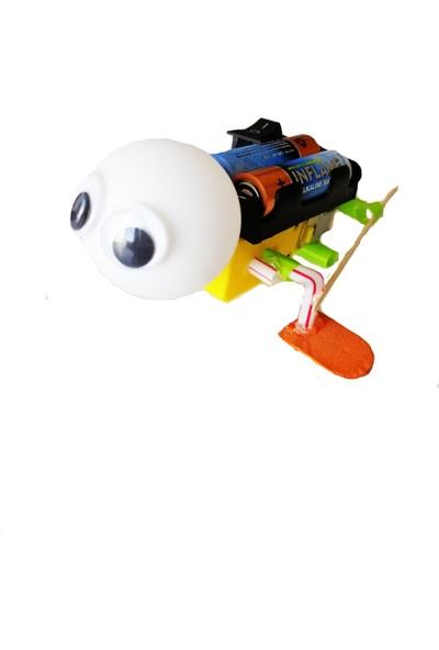 Alpgen Robotics Yürüyen Robot Stem Kiti - Demonte