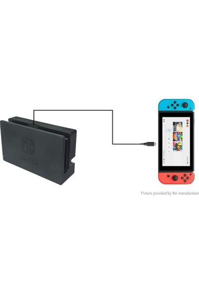 Kjh Nintendo Switch Dock Uzatma Şarj Kablosu