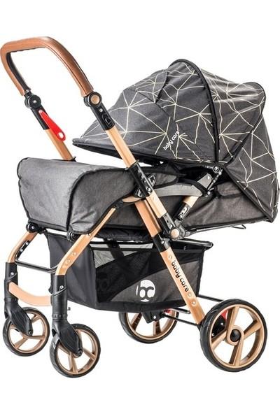 Baby Care Moda Bebek Baby Care Maxi Çift Yönlü Bebek Arabası