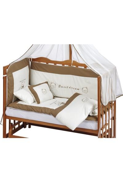 Babycom 60 x 120 cm Beşik Için Uyku Seti 8 Parça