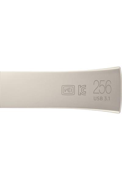 Samsung Bar Plus 256GB USB 3.1 Flash Bellek Gümüş MUF-256BE3/APC