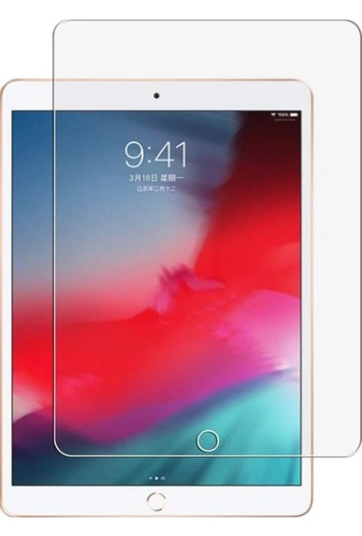 """Smody Apple iPad 7. Nesil 10.2"""" Temperli Ekran Koruyucu"""