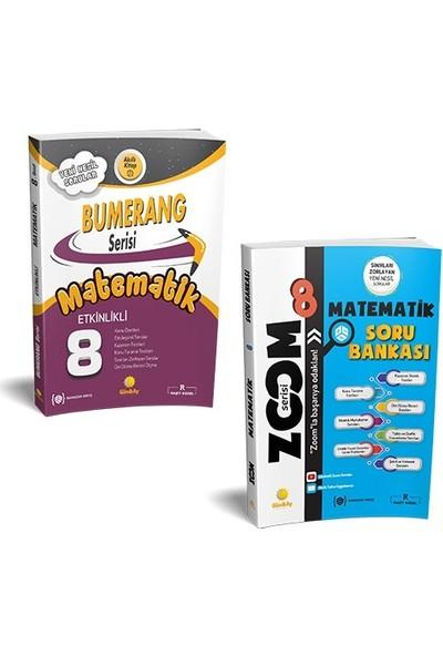 8. Sınıf LGS Hazırlık Bumerang ve Zoom Serisi 2'li Set Matematik